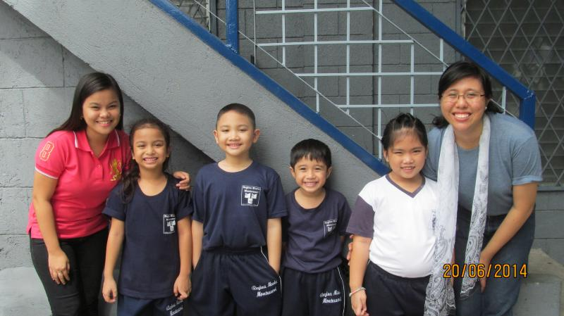 Regina Maria Montessori Gr 1 officers