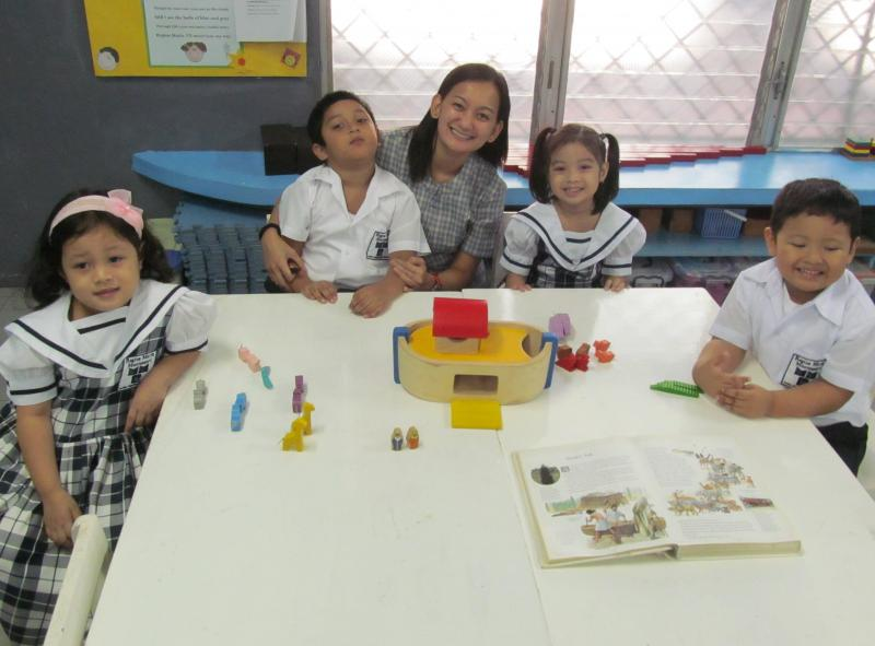 Regina Maria Montessori Catechesis of the Good Shepherd