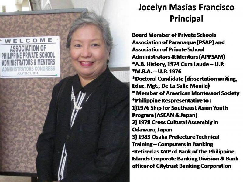Jocelyn Masias Francisco