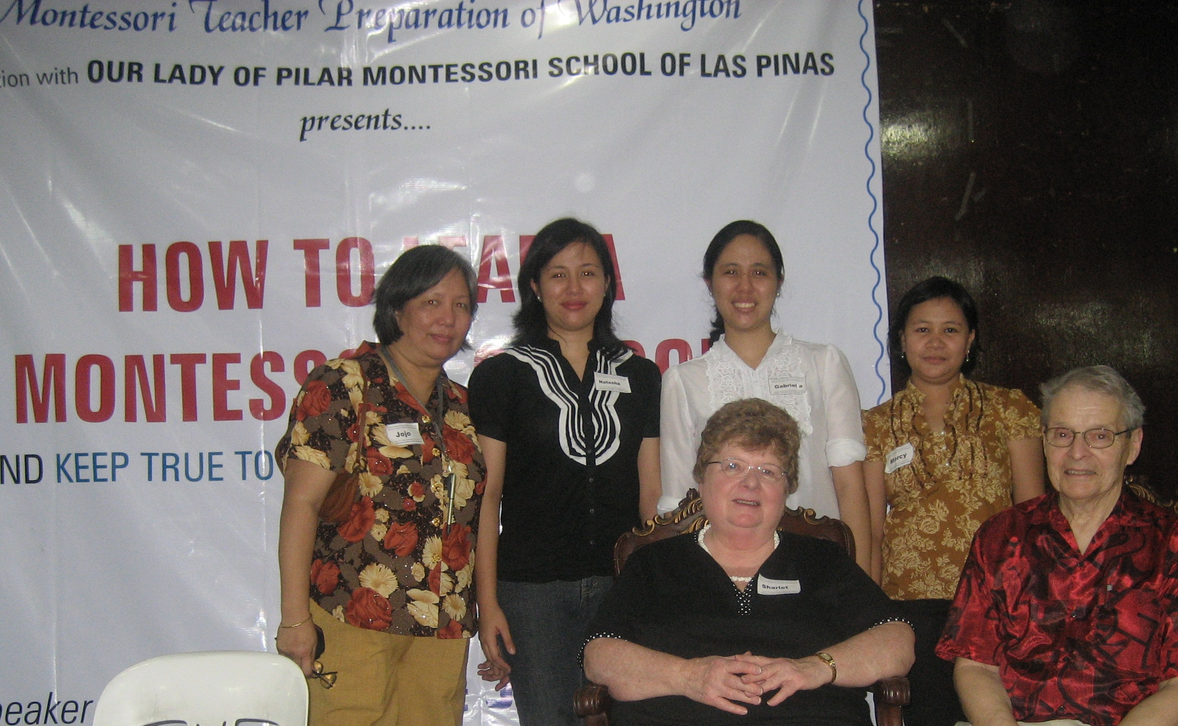 "Seminar: "" How To Lead a Montessori School"""